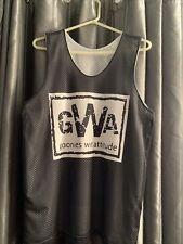 New listing Super Rare Vintage Gwa mens Mesh Jersey