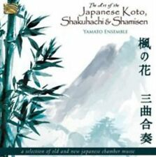 The Art of the Japanese Koto, Shakuhachi & Shamisen, New Music