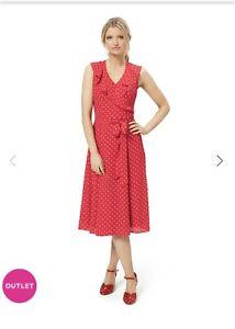 Review Spot-Tastic Dress Size 16