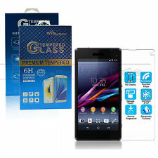 Tempered Glass /PET Clear Screen Protector For Sony Xperia Z5 / Z4 / Z3 / M5 /M4