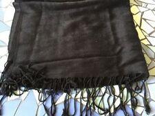 Silk Blend Pashmina Scarves & Wraps for Women