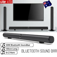 39'' 50W bluetooth Soundbar Home TV Speaker Sound Bar Big Power Wireless Theater