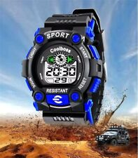 Children Sports Digital Watch for Boys & Girls Students Kids CoolBoss Wristwatch