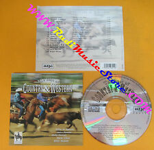 CD Compilation THE BEST OF COUNTRY & WESTERN JOHNNY CASH ROGER MILLER no mc(C15)