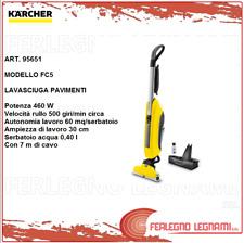 KARCHER FC5 LAVASCIUGA PAVIMENTI 460W VELOCITA' RULLO 500 GIRI/M CIRCA ART.95651