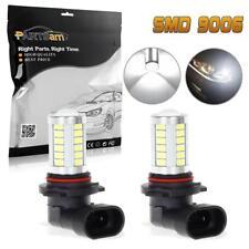 2x9006 HB4 High Power Fog Driving Light 6000K White 33-5730-SMD LED Bulbs Lamp