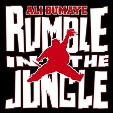 ALI BUMAYE - RUMBLE IN THE JUNGLE   CD NEU