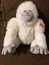 "Gund ~ ""Snowzilla"" ~ White Abominable Snowman ~ Plush ~ 13"" ~ Nwt 4048293"