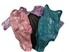 Lot Of 3 Child Size Large GK Elite Olympic Gymnast Carly Patterson Signature