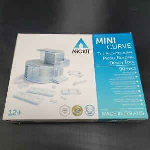 ARCKIT Mini Curve Model Building Design Tool 90 Pieces