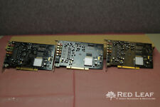 3x Creative Labs SB0770 Sound Blaster X-Fi Xtreme Gamer Audio Card (Used)
