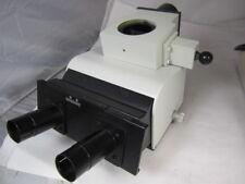 Leitz Wetzlar Ergolux Microscope 512 76120 Tilting Ergonomic Head