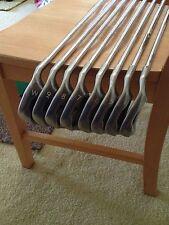 Ping Zing Black Dot Irons 3,4,5,6,7,8,9,W