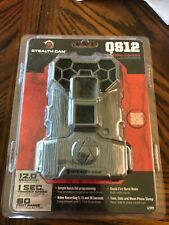 Stealth Cam Infared Trail Camera QS12 *Brand New Still Packaged*