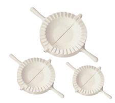 Pastaaid FormaPasta 3x Teigformer Maultaschen Ravioli Calzone Nudeln Teigtaschen