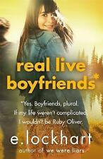 Ruby Oliver 04: Real Live Boyfriends-ExLibrary