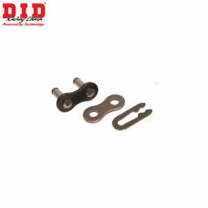 DID Split Connecting Link 520 Chain RJ Black (FJ) Motorcycle Chain Split Link