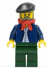 LEGO Male Stall Holder Minfigure from Winter Village Market 10235 NEW