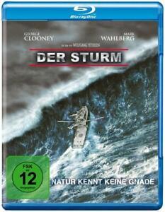 Der Sturm [Blu-ray/NEU/OVP] George Clooney, Mark Wahlberg von Wolfgang Petersen