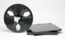 8mm Movie Film Reel in Vented Storage Case - 400 Ft.  - Auto Loading, Archival