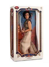 "New Disney Aladdin & Abu 17"" Doll Limited Edition of 3500 NIB In Hand Character"