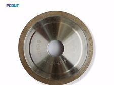 100*22*3,4,5,6,8,10mm PE Shape Edge Glass Diamond Grinding Polish Wheel