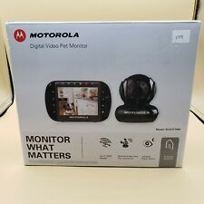 Motorola Digital Video Outdoor Pet Monitor Camera Scout 1000 infrared