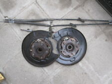 NISSAN  300ZX Z32 E-BRAKE ASSEMBLY WITH CABLES 5 LUG SWAP 240sx
