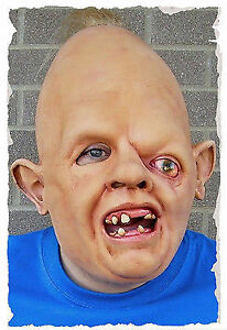 Adult Classic Action Adventure Hero Movie The Goonies Costume Sloth Mask