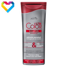 3 X Joanna Ultra Color System Shampoo Enhancing Colour Red and Ginger Hair Jn174