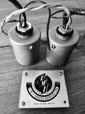 Vintage British - EMI Audio Transformers  -  10k to 10k