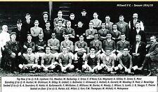 MILLWALL FOOTBALL TEAM PHOTO 1914-15 SEASON