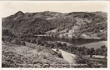 Ben A An & Loch Achray From Aberfoyle Road, THE TROSSACHS, Perthshire RP