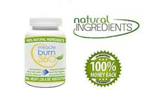 Miracle Burn 360 one a day Weight Loss / Diet pills and Appetite suppressant.