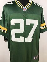 Green Bay Packers Eddie Lacy No 27 Stitched NFL Nike Football Jersey Size 40