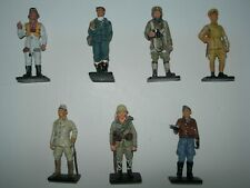 DEL PRADO / MEN AT WAR SERIES - 7 DIFFERENT SOLDIERS