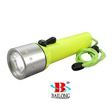 Bailong Diving Flashlight