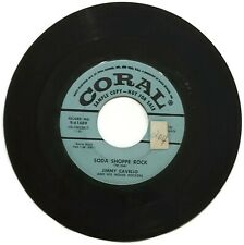 PROMO Jimmy Cavello - Soda Shoppe Rock/That's the Groovy Thing 45 HEAR