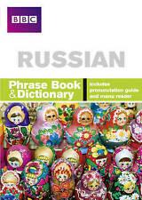 BBC Russian Phrasebook and Dictionary by Elena Filimonova (Paperback, 2007)