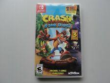 Crash Bandicoot Nintendo Switch Game