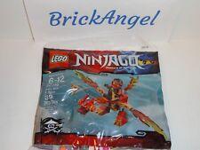 NEW LEGO Ninjago Kai's Mini Dragon Mini Figure 30422 Factory Sealed Polybag Set