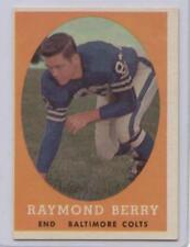 1958 Topps #120 Raymond Berry HOF Colts NrMt-Mt!
