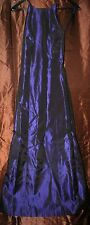 r- WEDDING BRIDESMAID GOWN SZ 8 GORGEOUS FORMAL WEAR PROM PAGEANT GENTLY USED