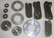 1998 1999 Polaris Big Boss 500 6X6 Chain And Sprocket Kit