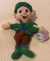 1997 General Mills Breakfast Babies Lucky Charms Lucky The Leprechaun Plush Toy