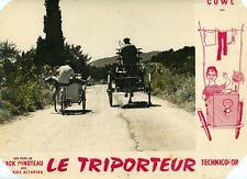 DARRY COWL  LE TRIPORTEUR  1957 VINTAGE PHOTO ORIGINAL