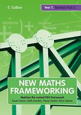Year 7 Teacher's Guide Book 2 (Levels 4-5) (New Maths Frameworking)-ExLibrary