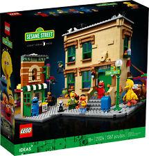 LEGO® IDEAS 21324 123 Sesame Street - NEU & OVP - BLITZVERSAND!