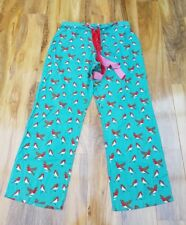 Boden Ladies GORGEOUS COSY COTTON PULL ONS GREEN SIZE M. RRP£30.00