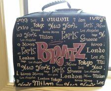 2003 Girls BRATZ WORLD TOUR Accessories Doll Travel Carrying Case Bag